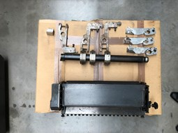 Heidelberg GTO 52, Numbering  and perforation unit (N+P)