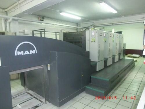 manroland R 504 HOB