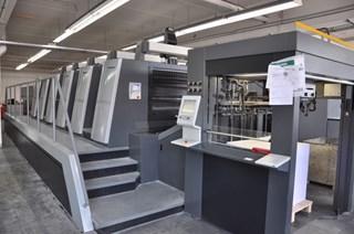 Speedmaster Heidelberg XL 106-5 LX Inpress 18 k