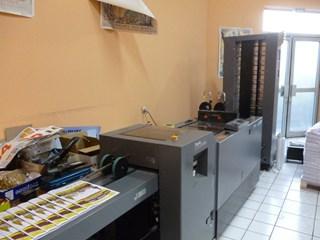 Duplo System 4000 + DBM-400 + DC-48TW