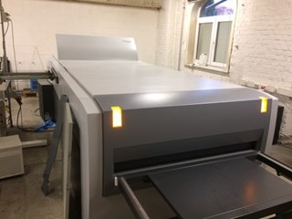 Suprasetter E 105 full automatic ctp system