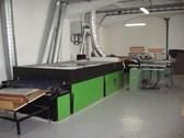 SPS Siebdruckmaschinen SPS UNIFLEX G 3