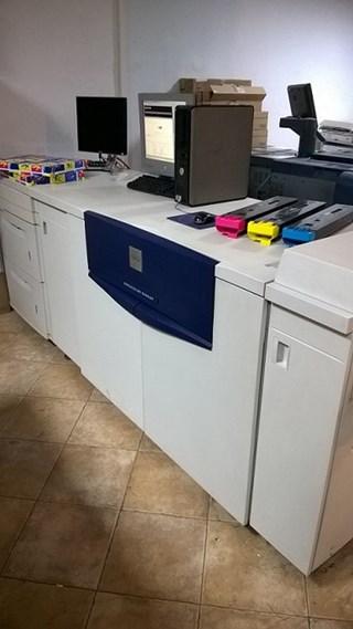 Xerox DOCUCOLOR 5000 AP
