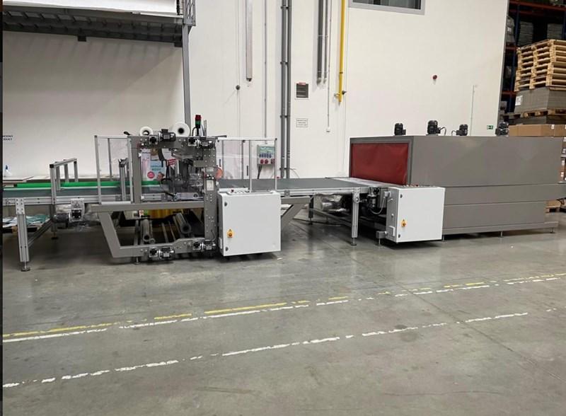LP Packaging s.r.l SF 2000 NF PLC + SE 2002
