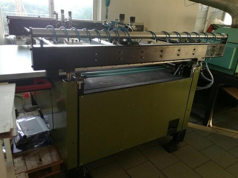 SPS Siebdruckmaschinen SPS UNIFLEX