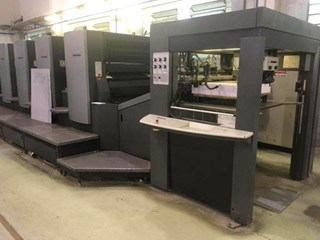 Heidelberg Speedmaster CD-102-5+L