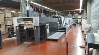 Heidelberg XL105 6+LYY P 6+LX3