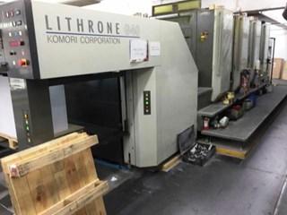 Komori Lithrone GL 440