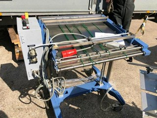 MBO UTL 66 ME delivery Table