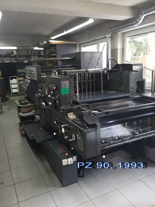Steuer PZ 90
