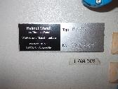 Helmut  Wandt Plate Punch For KBA RAPIDA 104