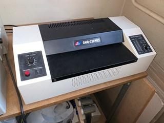 GMP GHQ 320PR3 (A3) Pouch Laminator