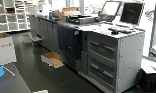 Konica Minolta Bizhub C7000 Digital Printing Press