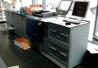 Konica Minolta Bizhub C7000 Digital Printing Press