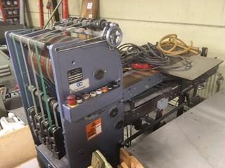 Stahl T-52 Folding Machine