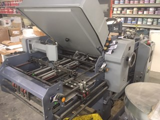 Stahl T-52 Folding Machine