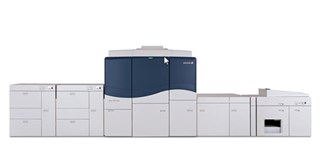 Xerox iGen 150 Press with two 660mm Feeder + one 660mm Stacker modules
