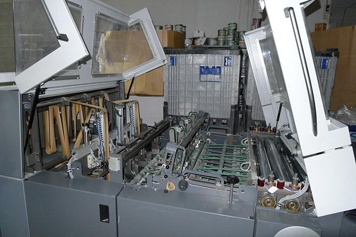 Heidelberg Speedbander SFA-603
