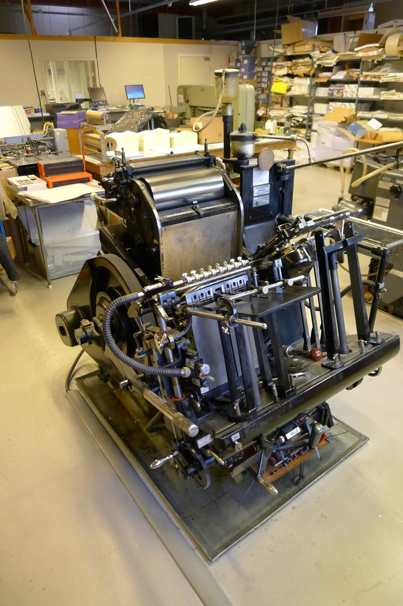 Show details for Heidelberg SBB with hotfoil