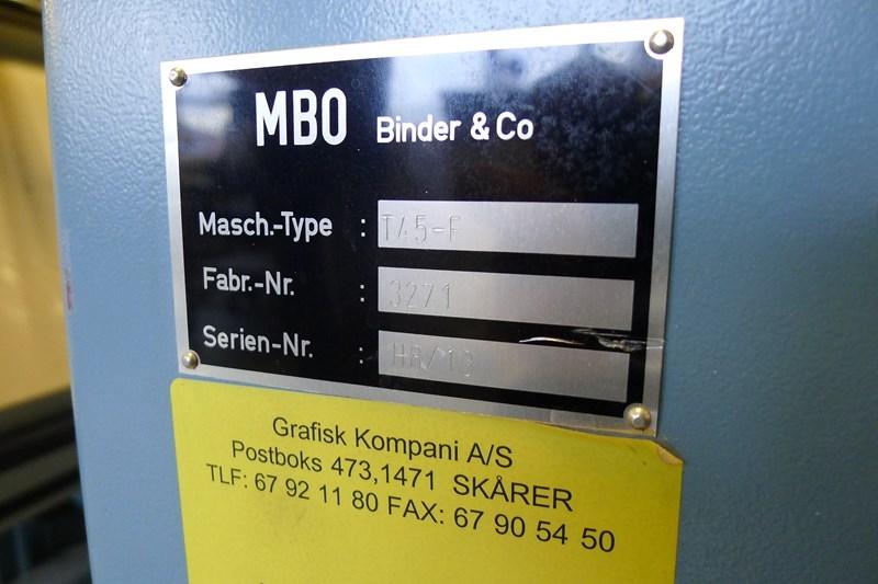 MBO T45-1-45/4