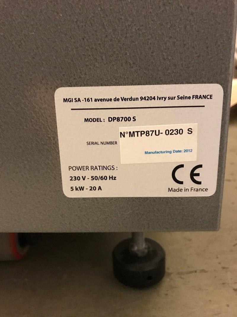 MGI DP 8700 S