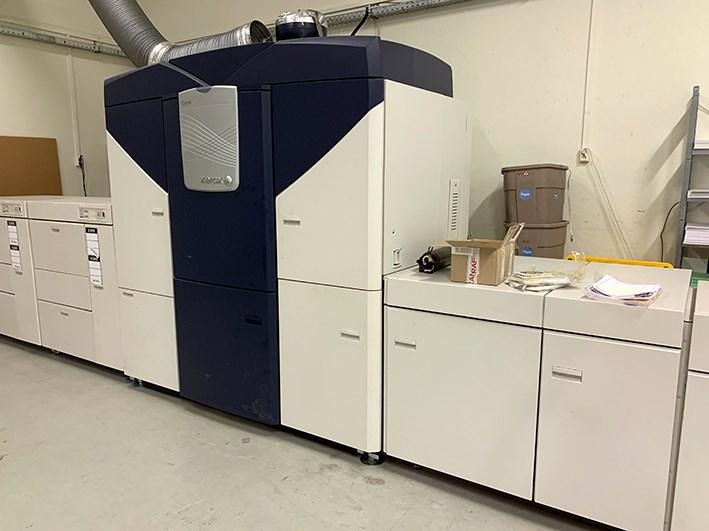Xerox iGen4 Press