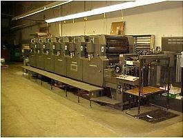 Heidelberg MOSP-H