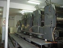 Heidelberg Speedmaster SM 102V