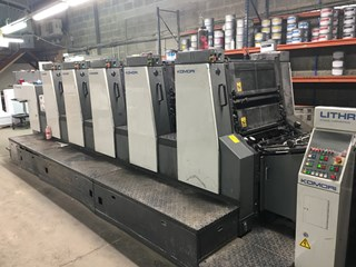 KOMORI LITHRONE L 526 ES