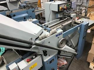 MBO T-45 - 4 Folding Machine