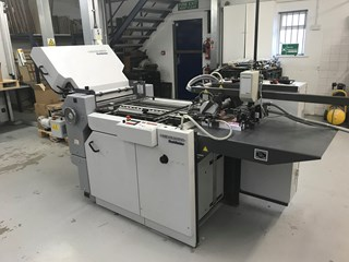 STAHL Ti 52 4/4 FOLDING MACHINE