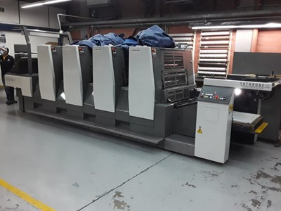 Komori Enthrone 429