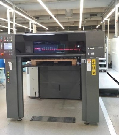 Komori Lithrone GL 540+C (H) H-UV