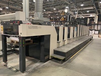 Komori Lithrone LSX 629+C (H)