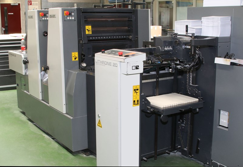 Komori Lithrone L220