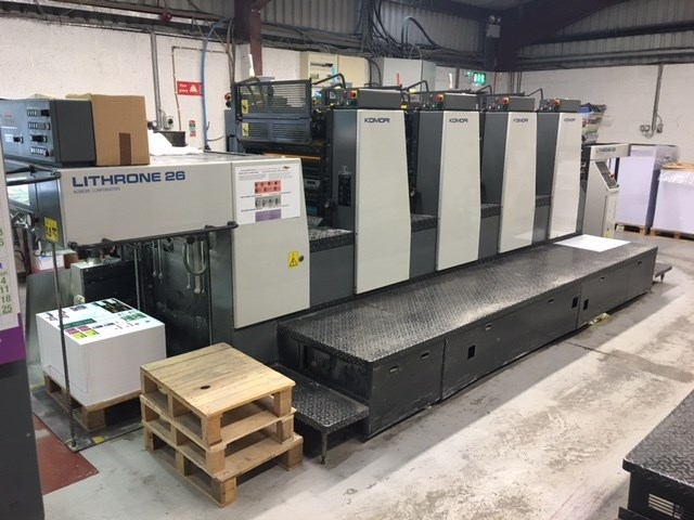 KOMORI LITHRONE L 426 ES