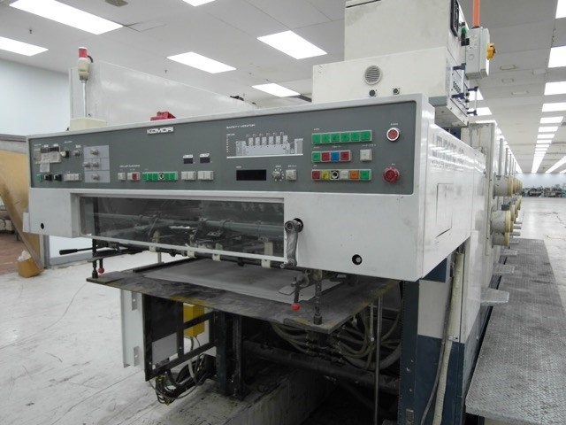 KOMORI LITHRONE L 640