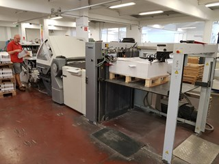 HEIDELBERG Stahl KH-82/6/4+Knife Unit