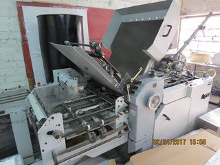 HEIDELBERG Stahlfolder Ti-52/4