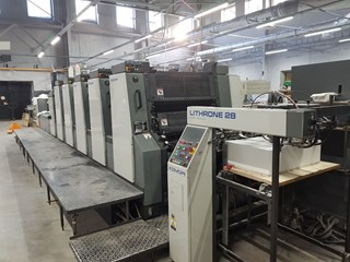 KOMORI Lithrone 528+C