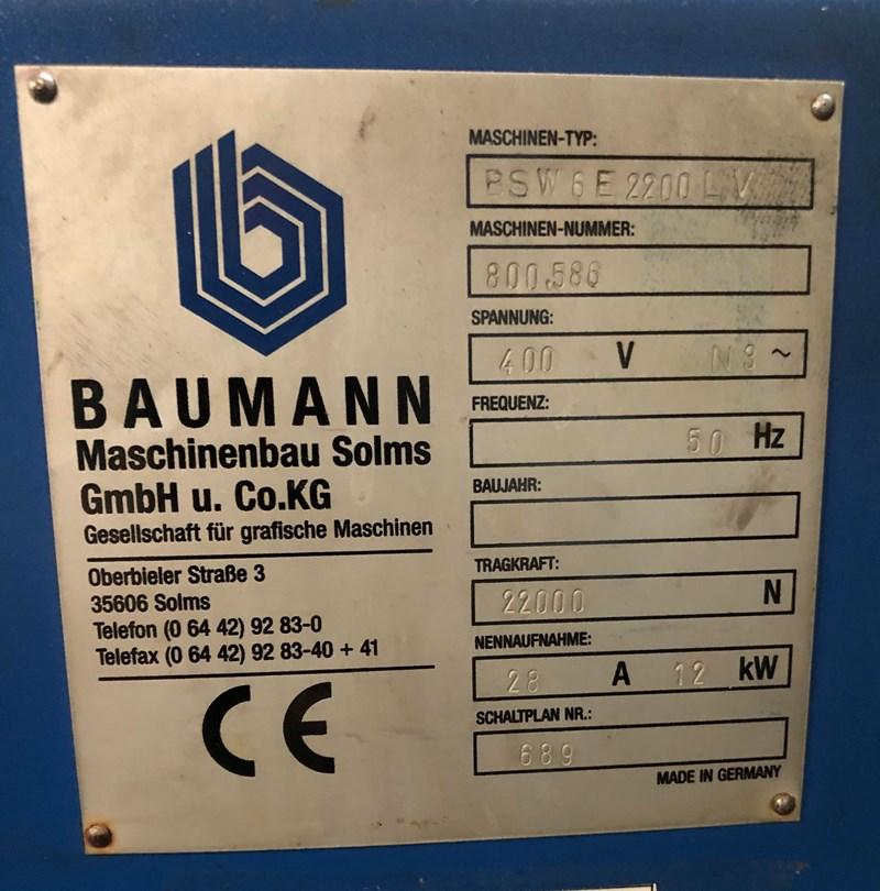 Baumann BSW 6E 2200 LV
