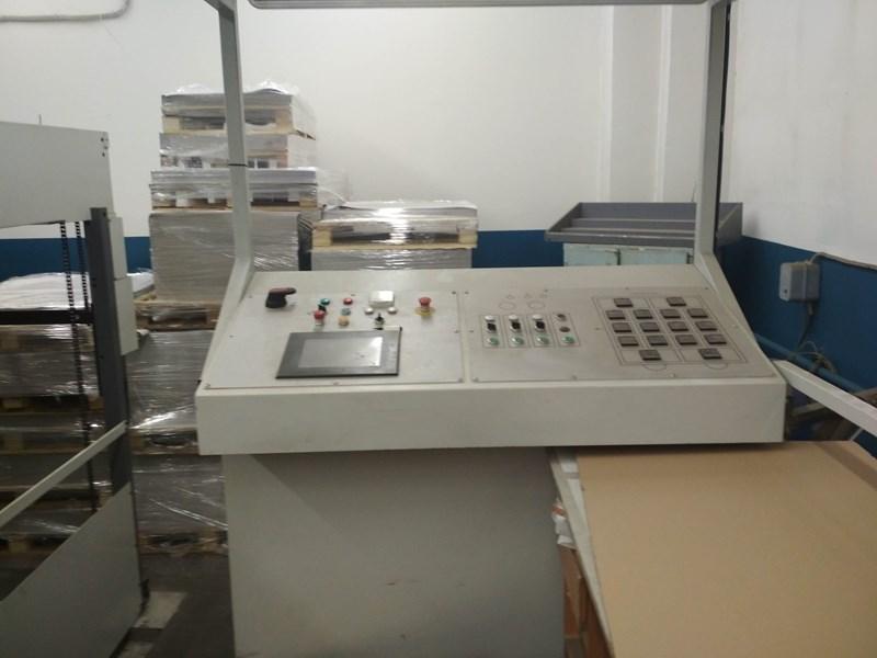 Bobst SP 126 BMA