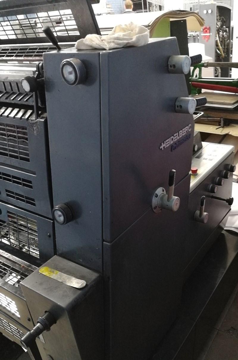 Heidelberg Printmaster GTO 52-1