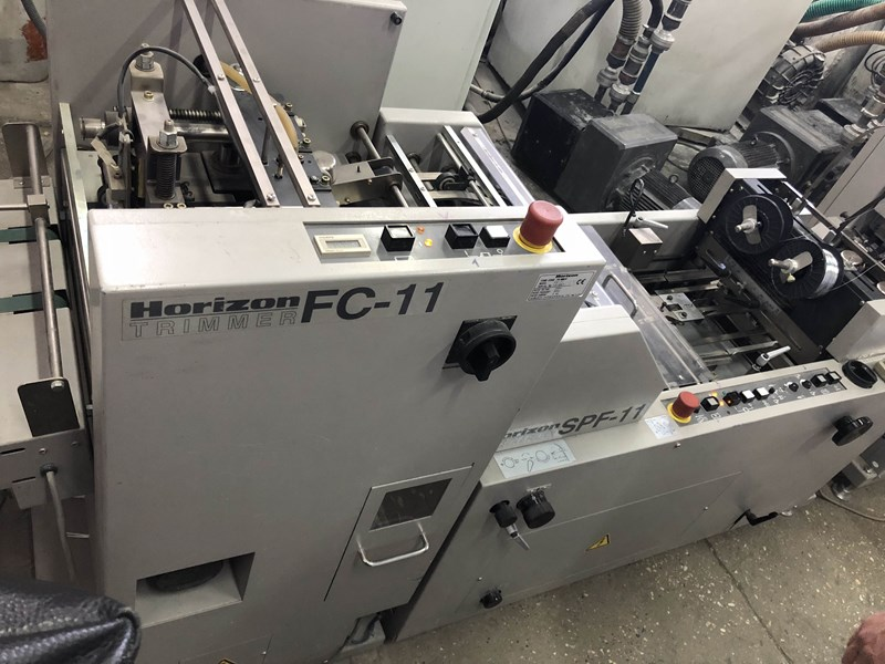 HORIZON VAC 100 + SPF-11 + FC-11