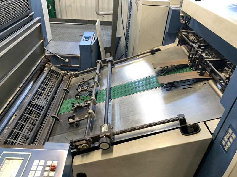 KBA Rapida 105-6+LV SW1 Hybrid