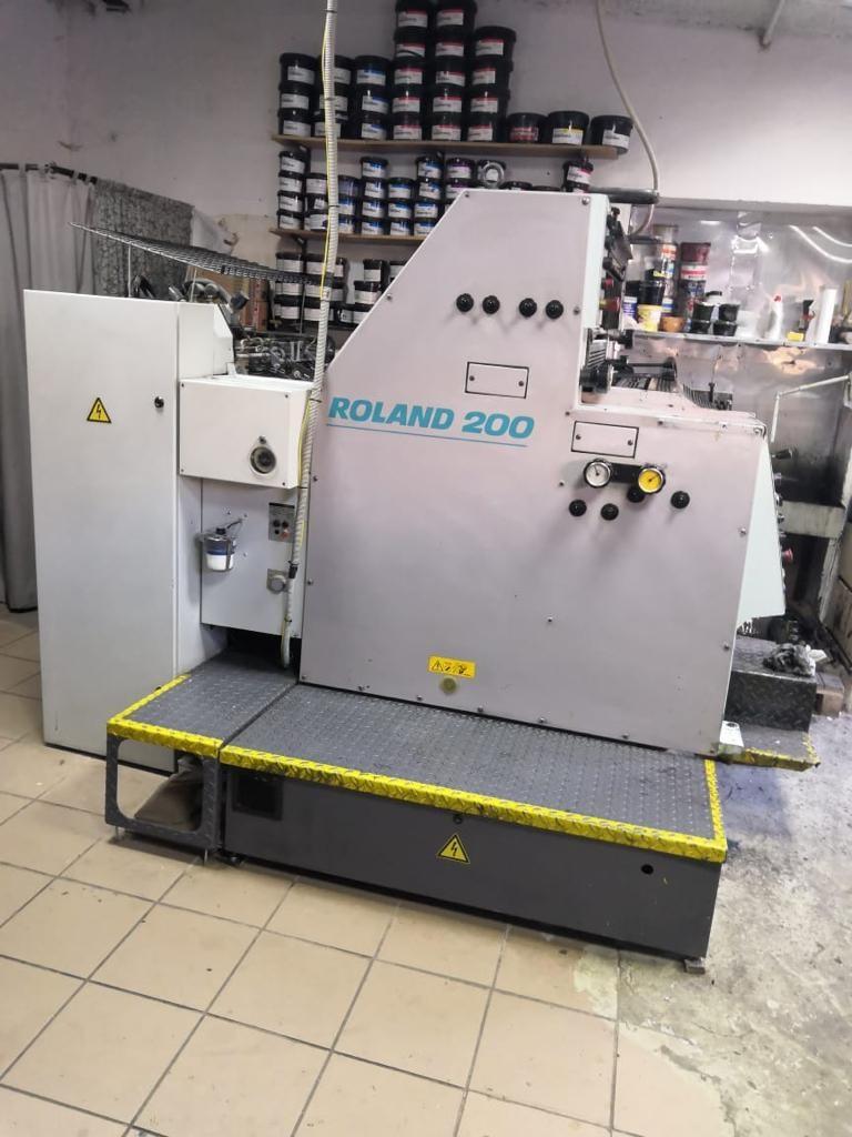 Manroland 202 TOB