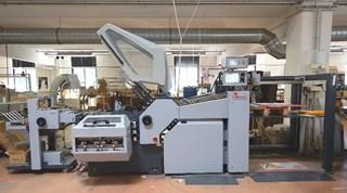 HORIZON AFC-746 AKT – 16 pages folding machine