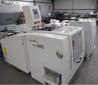 PALAMIDES Delta 502 stacking delivery