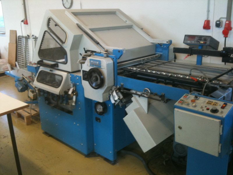 Folding machine GUK 72-4 KZ - F4