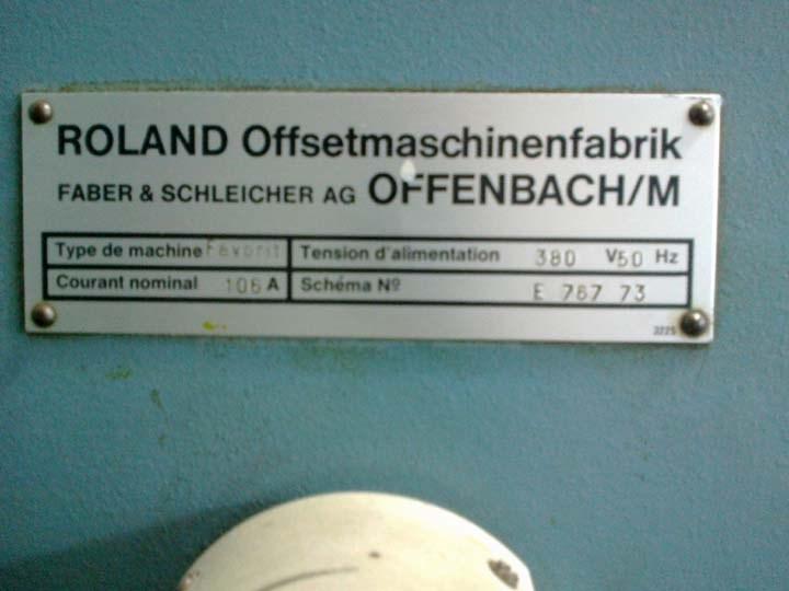 Roland Favorit RVF OB